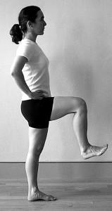 Balance Flexion #1