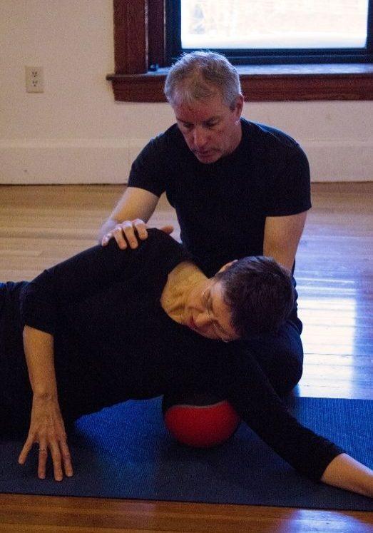 Personal trainer John Power Northampton ma